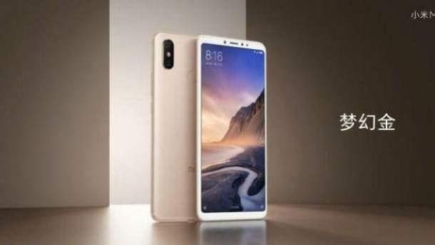 Велетня Xiaomi Mi Max 3 порівняли з іншими смартфонами: промовисті фото