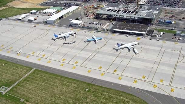 В Бельгии закрыли все аэропорты