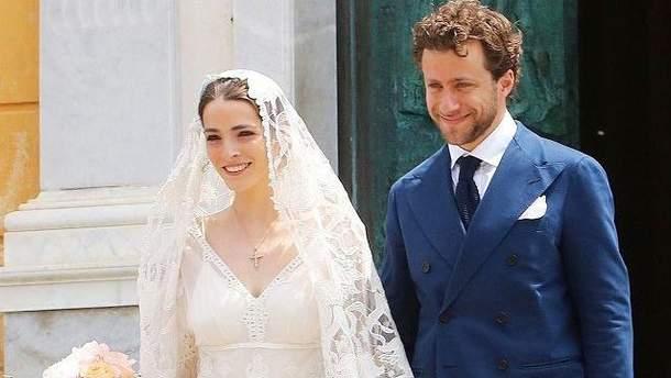 Би Шаффер и Франческо Соццани поженились