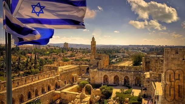 Израиль объявили общенациональным  государством израильского  народа