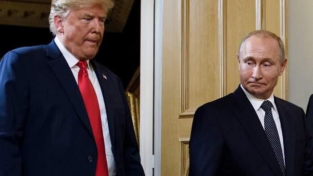Демократы выступили против проведения новой встречи между Трампом и Путиным