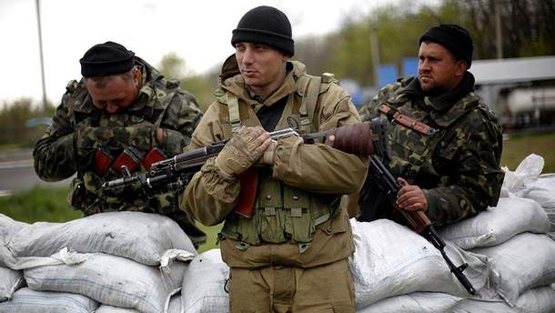 Всубботу боевики 4 раза нарушили режим предотвращения огня наДонбассе