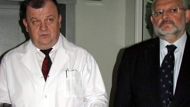 В одіозного лікаря Федака, який торгував дітьми, є впливові покровителі, – Устінова