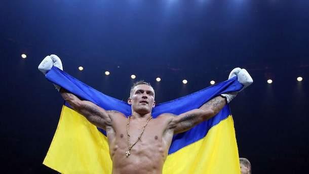 Щоб прозвучав у Москві переможний український гімн, – Кличко побажав перемоги Усику