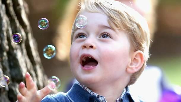 Принцу Джорджу – 6 лет: как подрастает наследник престола в милых фотографиях