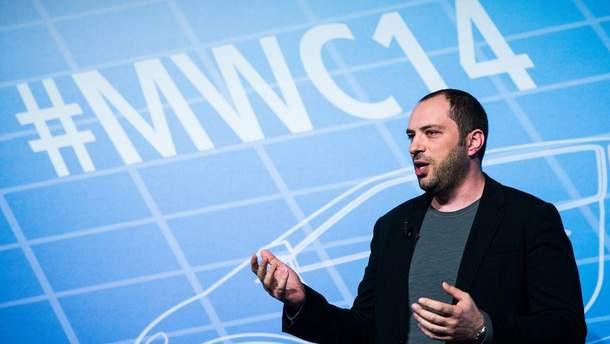 Кто такой Ян Кум: украинец, создал WhatsApp и стал миллиардером