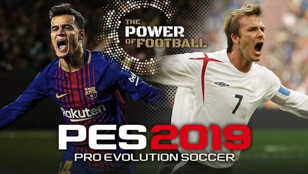 Pro Evolution Soccer 2019: системные требования и трейлер игры от Konami