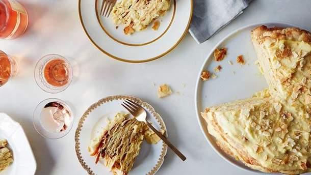 Как приготовить торт Наполеон: рецепт приготовления Наполеона