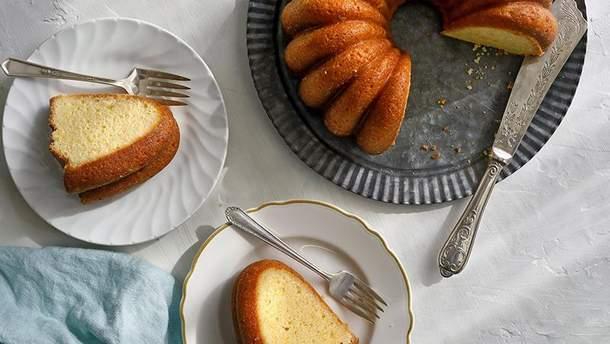 Кекс: рецепт приготовления лимонного кекса, медового кекса и ванильного кекса