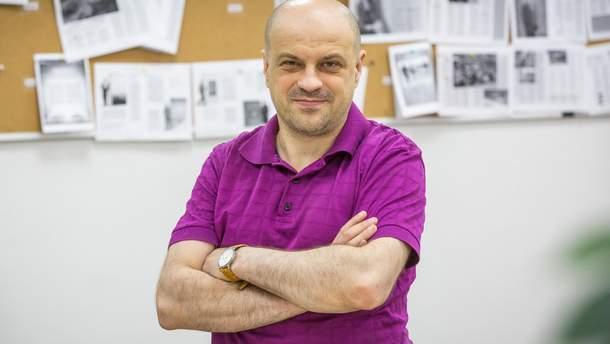 Максим Бутченко про свою нову книгу та парадокси історії