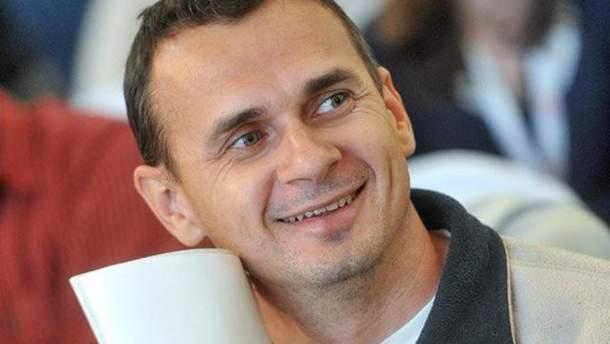 Олега Сенцова призвали прекратить голодовку