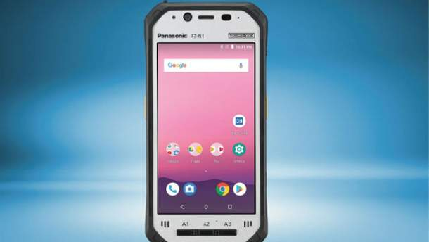 Panasonic представила защищенный бизнес-смартфон за $1900