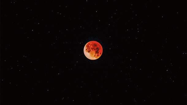 Місячне затемнення не шкідливе для здоров'я