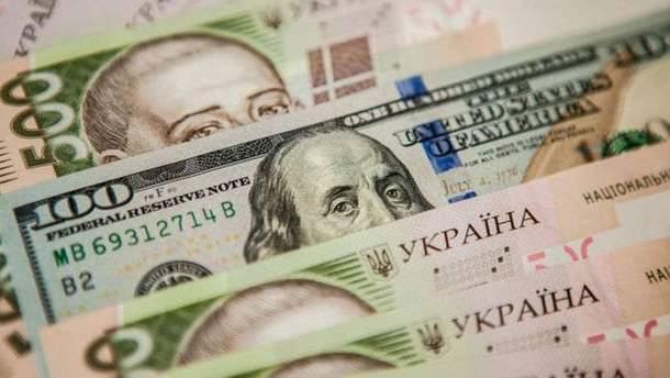Наличный курс валют 27 июля в Украине