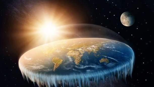 3% россиян считают, что Земля является плоской, еще 4% – сомневаются, какой на самом деле формы планета