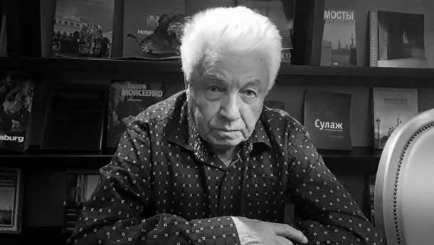 Умер Владимир Войнович: стали известны дата и место похорон