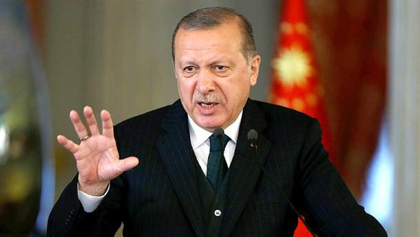 Эрдоган: США могут потерять искреннего союзника влице Турции