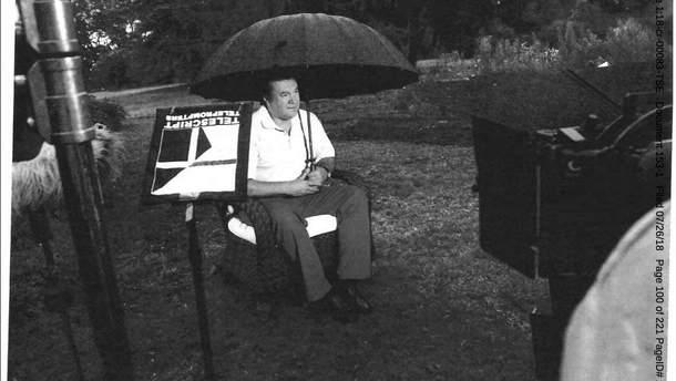 Опубліковані унікальні фото Януковича з рекламних фотосесій