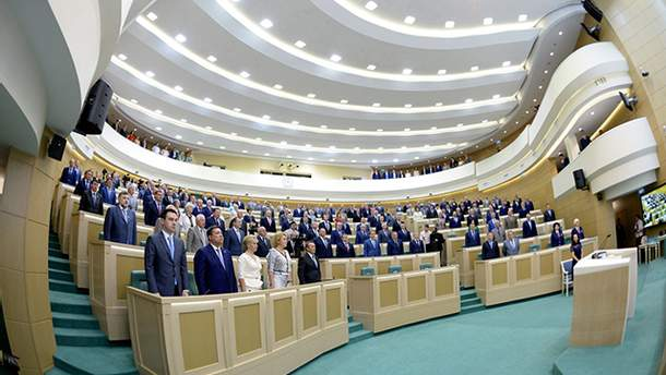 У Росії 19 квітня проголошено Днем прийняття Криму до складу Російської імперії