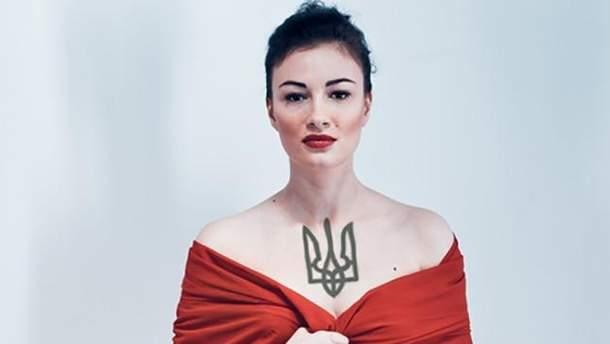 Анастасия Приходько идет в политику