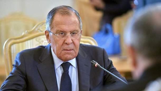 """Лавров назвав відносини України і Росії """"аномалією"""""""