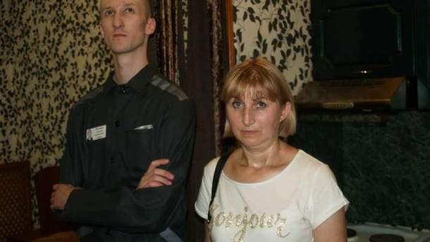 Лариса Кольченко впервые за 9 месяцев встретилась с сыном