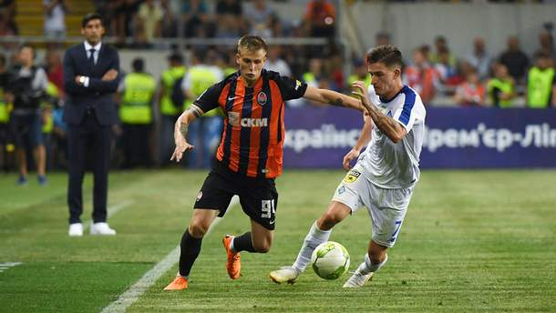 Динамо – Шахтар: прогноз букмекерів на матч УПЛ 3 серпня