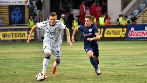 Мариуполь – Юргорден результат матча Лиги Европы 2 августа 2018