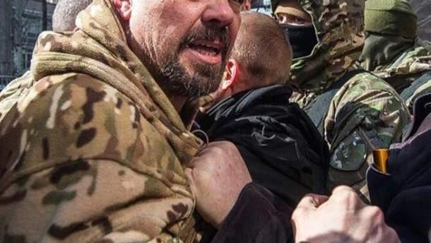 """Виталий Олешко """"Сармат"""": биография"""