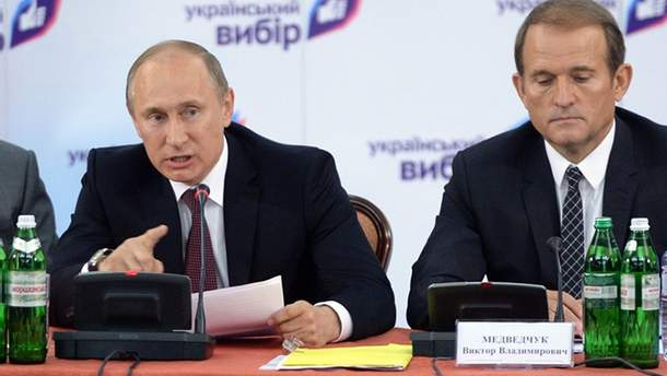 Медведчук повертається у велику політику