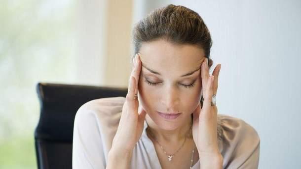 7 причин, чому крутиться голова