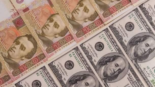 НБУ назвав причини подорожчання долара та падіння гривні