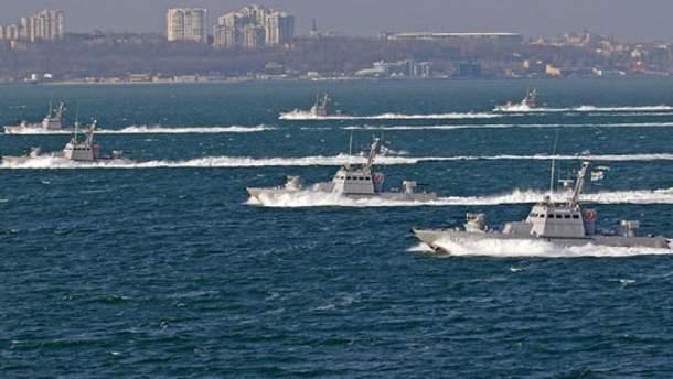 Какими судами полнятся ВМС: глава ведомства Воронченко обнародовал детали