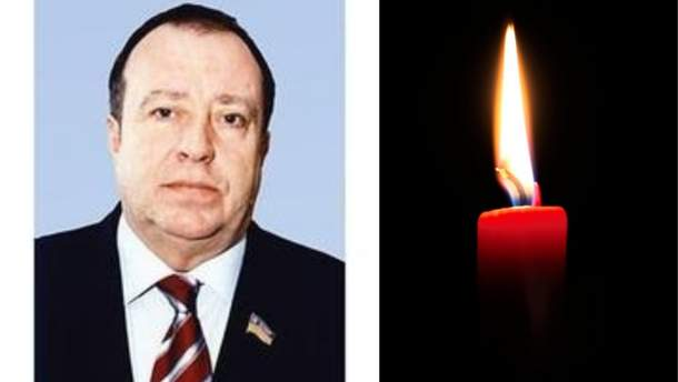 Умер экс-нардеп Владимир Заплатинский