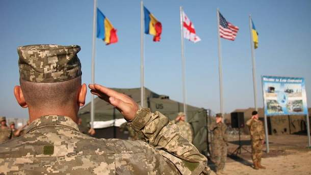 """Із наступного тижня стартують спільні українсько-американські військові навчання """"Сі Бриз 2018"""""""
