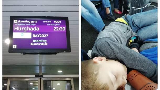 """В аэропорту """"Киев"""" вновь вспыхнул скандал"""