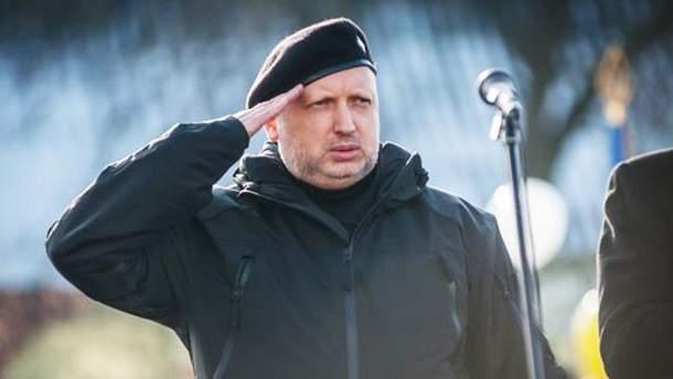 Турчинов привітав ВМС зі святом