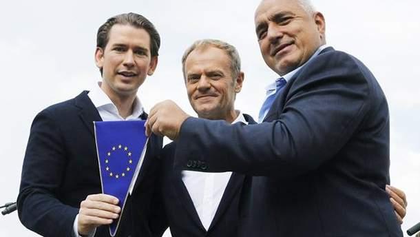 Австрія перейняла головування в Раді ЄС