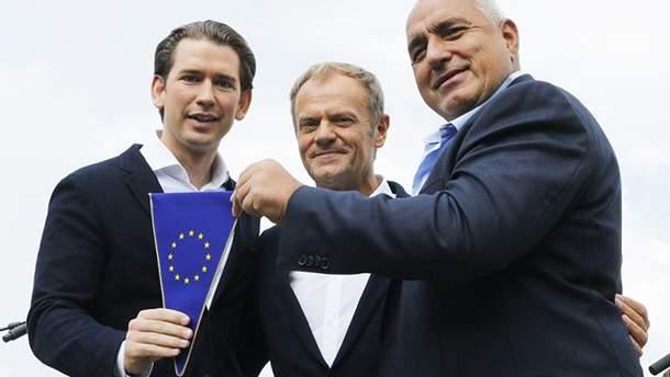 Австрия приняла председательство в Совете ЕС