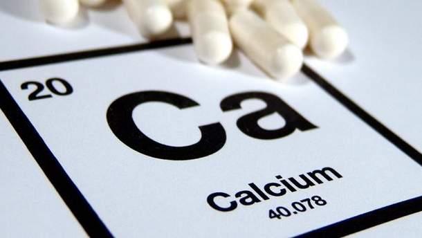 Ознаки дефіциту кальцію