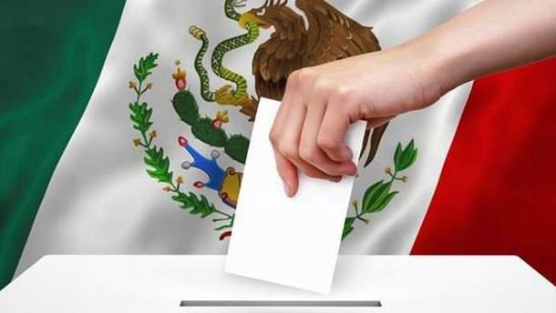 В Мексике выбирают нового президента и парламент