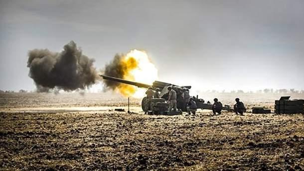 Сутки на Донбассе: 25 обстрелов со стороны боевиков, потерь и раненых среди воинов ВСУ нет