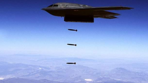 В США прошли испытания управляемой ядерной бомбы проекта B61-12.