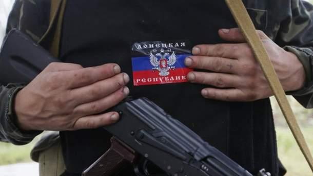 В Донецкой области полиция задержала соратника боевиков