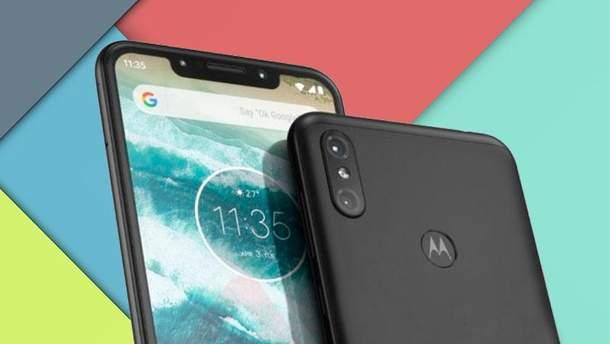 В мережі з'явились перші фото Motorola One