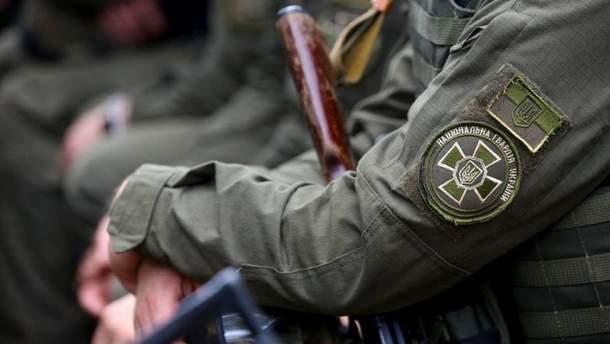 Нацгвардия задержала важного представителя оккупационной власти