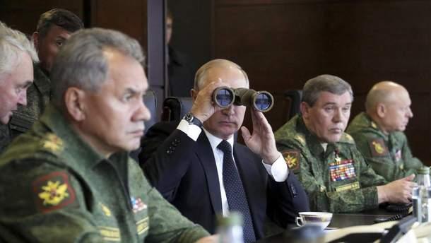 Путин подписал указы, согласно которым полки и дивизии армии России получили имена Львова, Нежина, Житомира
