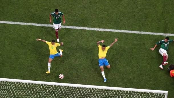 Бразилія – Мексика результат матчу 1/8 фіналу ЧС-2018