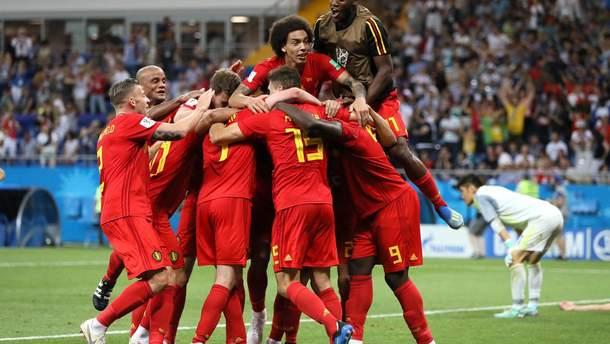 Бельгия – Япония результат матча 1/8 финала ЧМ-2018