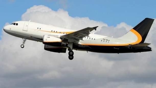 З Тунісу вилетів літак з українськими туристами